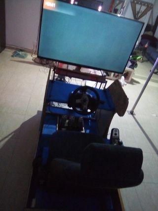 simulador de carreras PS3 ps4