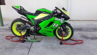 moto de circuito