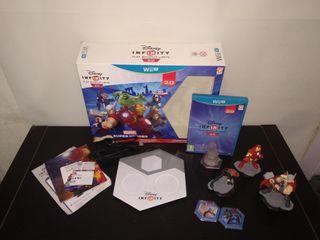 Disney Infinity Marvel 2.0 Wii U
