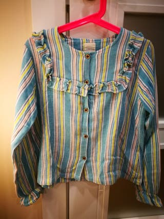 Camisa Gocco niña