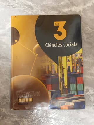ATÒMIUM ciències socials 3ESO