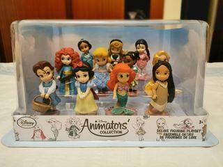 set figuras princesas disney