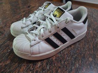zapatillas adidas superstar talla 31