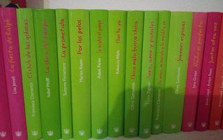 Colección RBA 40 Novelas