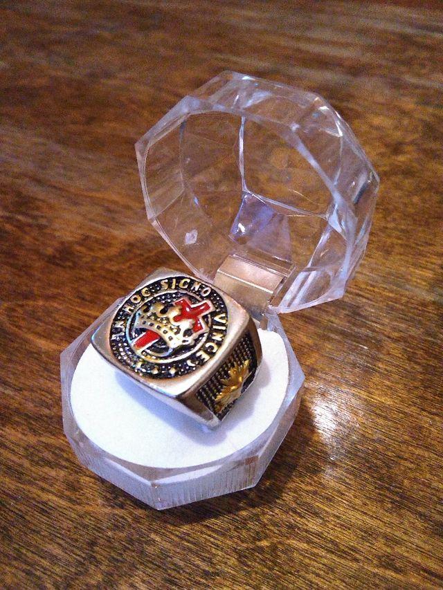 Freemasons Ring