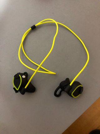 Cascos auriculares deportivos