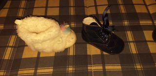 zapatos nuevos para estrenar