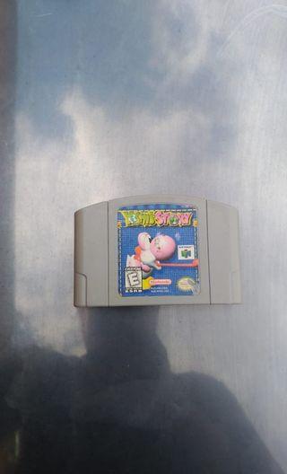 Yoshi's story juego Nintendo 64