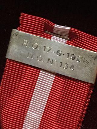 Medallas condecoraciones guerra civil española etc