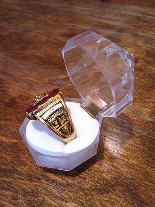 Walton Tiger Ring