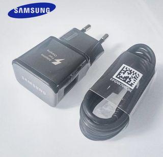 Cargador original Samsung tipo C