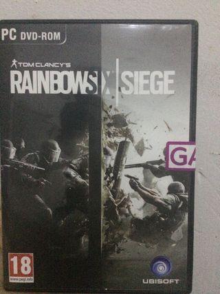 Tom Clancy's Rainbow six siege para pc