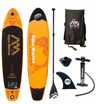Paddle Surf Marina naranja