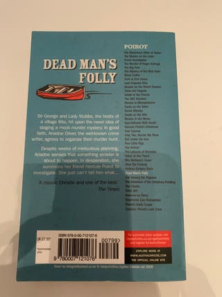 Book: Dead Man's folly