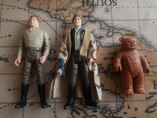 Vintage Starwars Figures