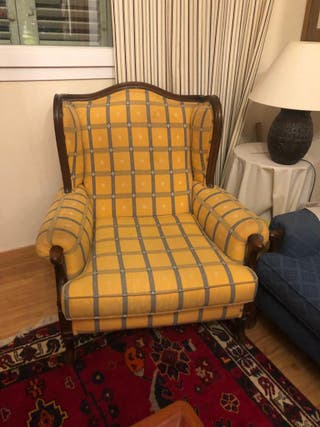 sillón de salón