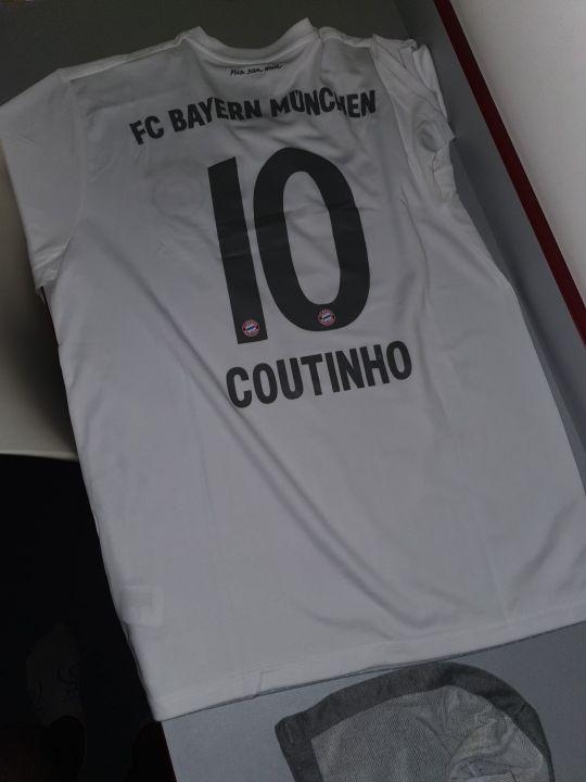 Maillot Bayern Coutinho 2019/2020