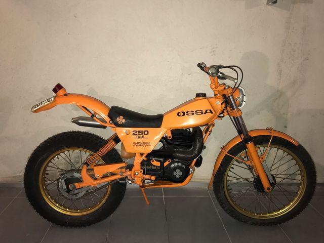 Ossa TR80 250cc