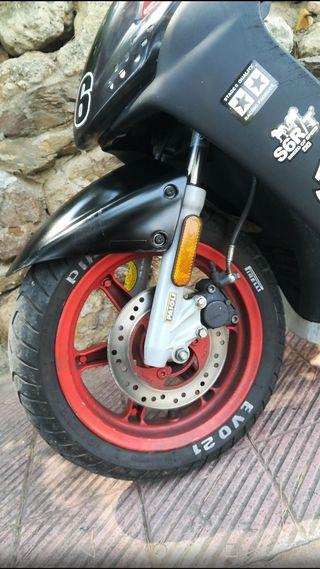 Despiece Yamaha Jog R