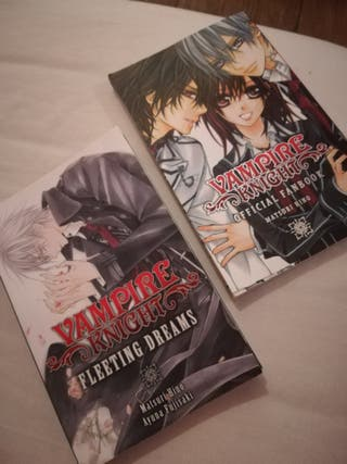 VAMPIRE KNIGHT BOOKS