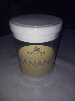 Mascarilla Capilar Banana