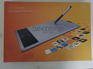 Tableta gráfica Wacom - BAMBOO FUN