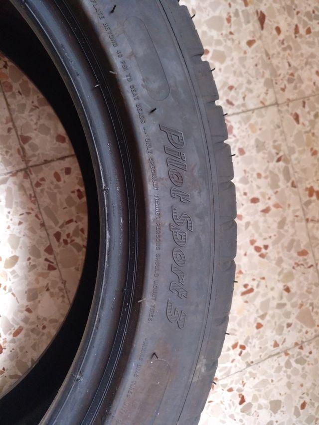 Gomas Michelin pilot sport 3