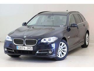 BMW Serie 5 520dA Touring 140 kW (190 CV)
