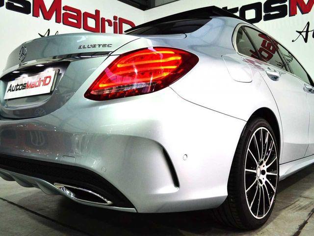 Mercedes Clase C C 220 BlueTEC AMG Line