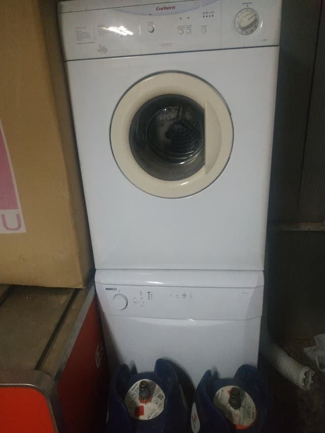 secadora y lavabajillas