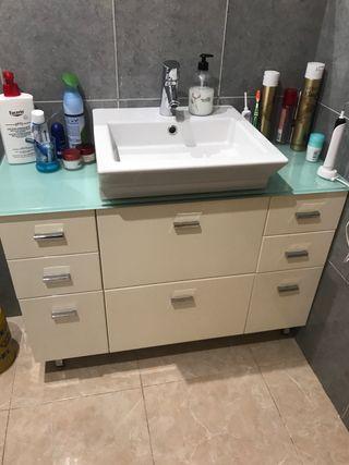 Armario/lavabo