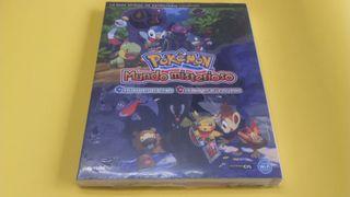 Guia Oficial Pokemon Mundo Misterioso Nintendo DS