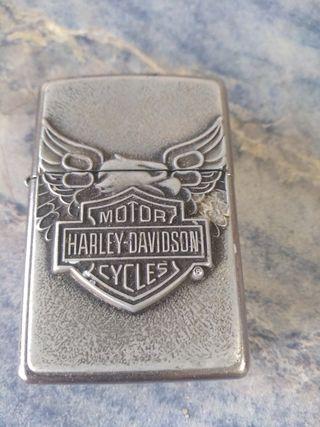 mechero Zippo Harley Davidson cycles