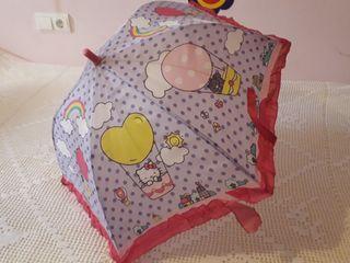 paraguas infantil niña