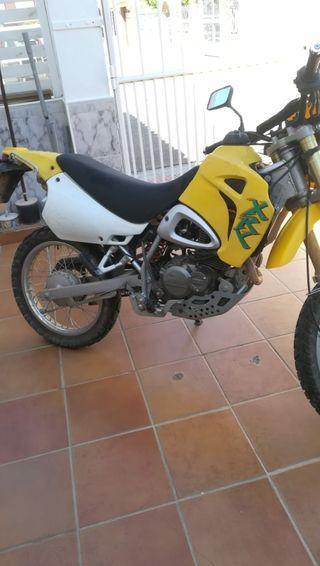 moto 125cc Hyosung