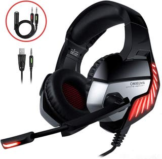 Cascos gaming pc/ps4/xbox