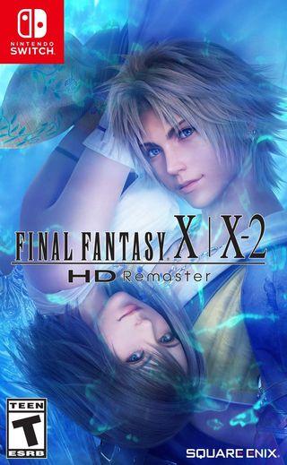 final fantasy x/x2 switch