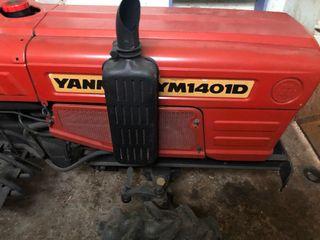 Mini tractor Yanmar