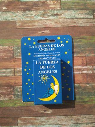 Tarot, la fuerza de los angeles, oraculo