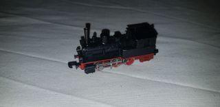 locomotora sin caja escala N