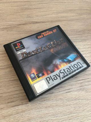 Destruction Derby para playstation