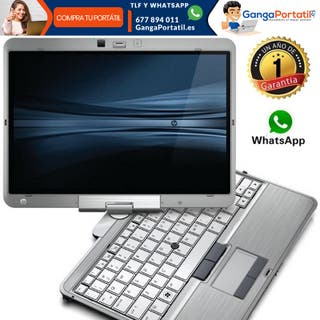 Portátil HP EliteBook 2760P Tablet, Pantalla tácti