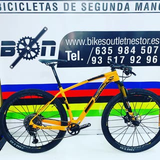 Bicicleta Berria bravo 10.2 carbón 29