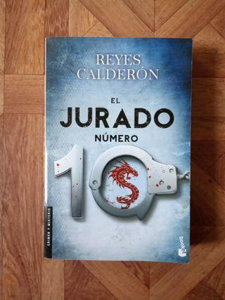 REYES CALDERÓN - EL JURADO NÚMERO 10