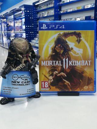 MORTAL KOMBAT 11 PS4 IMPECABLE