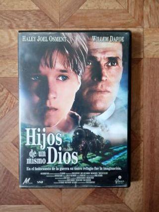 HIJOS DE UN MISMO DIOS - CON WILLEM DAFOE