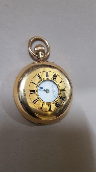 Reloj bolsillo oro 18 kt