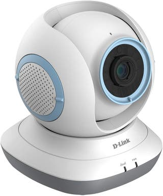 camera vigilancia bebés D-LINK