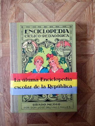 ENCICLOPEDIA CÍCLICO-PEDAGÓGICA - GRADO MEDIO - FA
