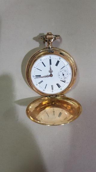 Reloj bolsillo oro18kt
